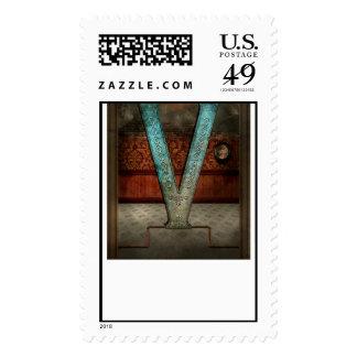 Steampunk - alfabeto - V está para el Victorian Envio