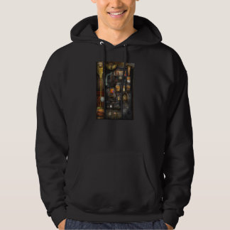 Steampunk - All that for a cup of coffee Hoodie
