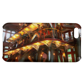 Steampunk - Allis does all the work iPhone 5C Cover