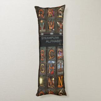 Steampunk - Alphabet - Complete Alphabet Body Pillow