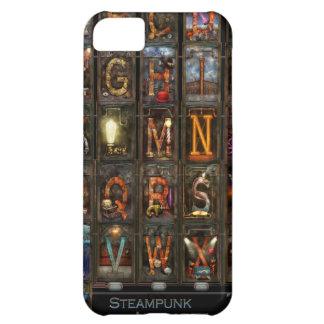 Steampunk - Alphabet - Complete Alphabet iPhone 5C Case