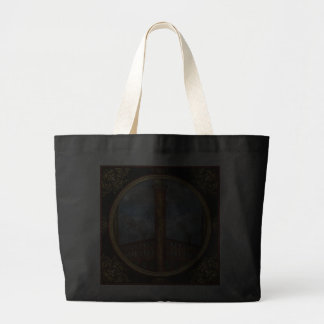 Steampunk - Alphabet - I is for Industry Canvas Bag
