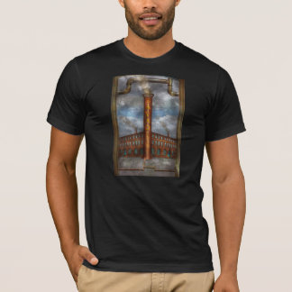 Steampunk - Alphabet - I is for Industry T-Shirt