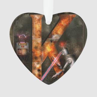 Steampunk - Alphabet - K is for Killer Robots