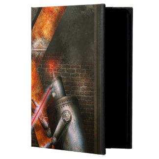 Steampunk - Alphabet - K is for Killer Robots iPad Air Covers