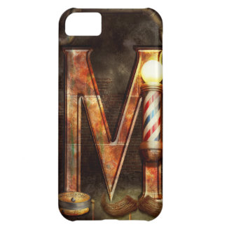 Steampunk - Alphabet - M is for Mustache Cover For iPhone 5C