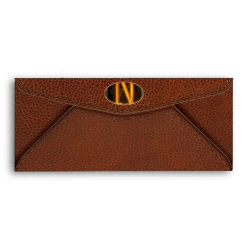 Steampunk - Alphabet - N is for Nixie Envelopes