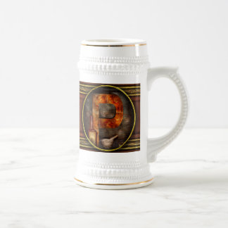 Steampunk - Alphabet - P is for Pharmacy Beer Stein