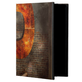 Steampunk - Alphabet - P is for Pharmacy iPad Air Covers