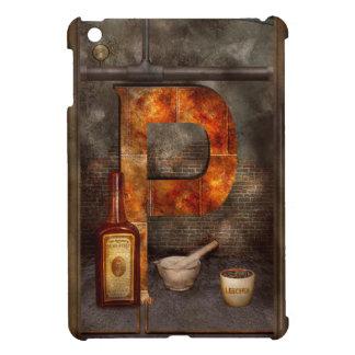 Steampunk - Alphabet - P is for Pharmacy iPad Mini Cases