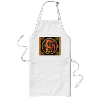 Steampunk - Alphabet - R is for Ray Gun Aprons