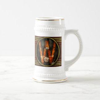 Steampunk - Alphabet - W is for Watches Mug