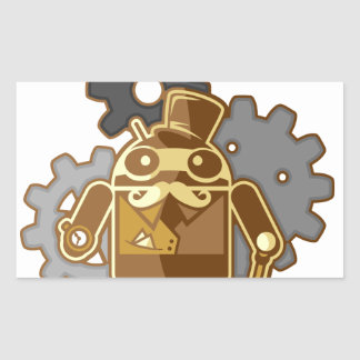 Steampunk Android