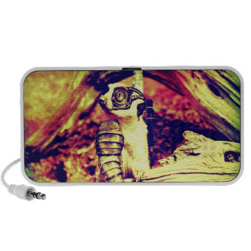 steampunk animal portable speaker