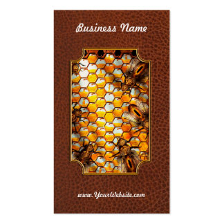 Steampunk - Apiary - The hive Business Cards