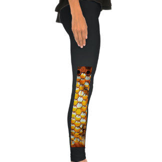 Steampunk - Apiary - The hive Leggings