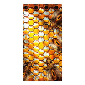 Steampunk - Apiary - The hive Photo Greeting Card