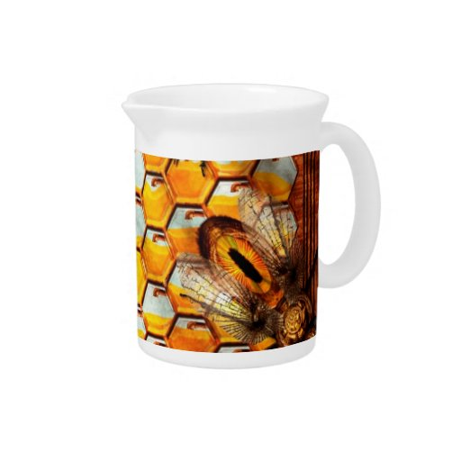 Steampunk - Apiary - The hive Pitcher