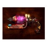 Steampunk - arma - el neuralizer postales