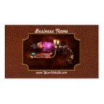 Steampunk - arma - el neuralizer tarjetas de visita
