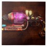 Steampunk - arma - el neuralizer tejas