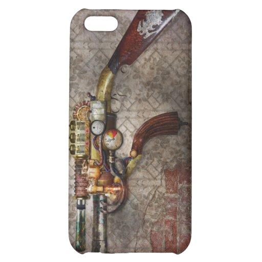 Steampunk - arma - el sidearm
