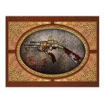 Steampunk - arma - el sidearm postal