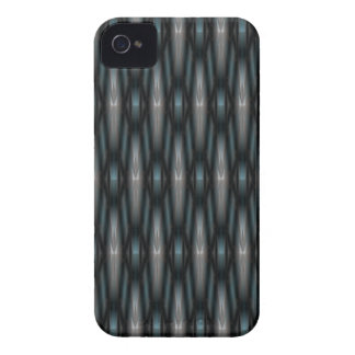 Steampunk Armour. Wicker Basket Texture. Whimsical iPhone 4 Case-Mate Cases