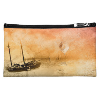 Steampunk Art Traveller Toiletries Bag
