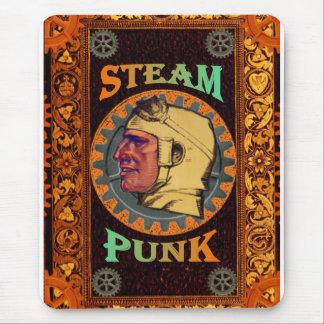 SteamPunk Auto Pilot Mousemat