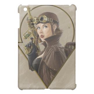 Steampunk Aviator iPad Mini Covers