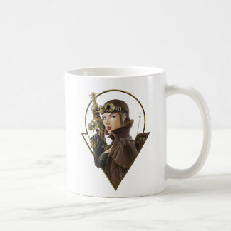 Steampunk Aviator Mug