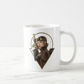 Steampunk Aviator Mug