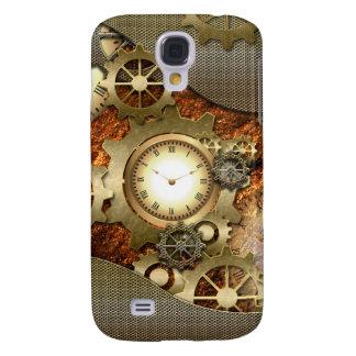 Steampunk, awesome steampunk design samsung s4 case