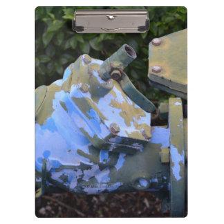 steampunk azul de la escama de la pintura de la