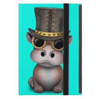 Steampunk Baby Hippo Cover For iPad Mini
