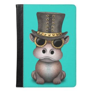 Steampunk Baby Hippo iPad Air Case