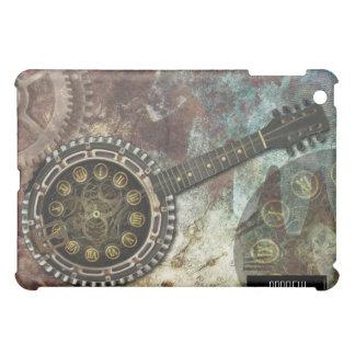 Steampunk Banjo iPad iPad Mini Cover