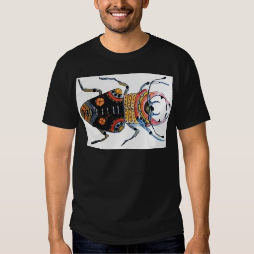 Steampunk Beetle 2.jpg Tshirts