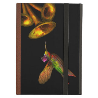 Steampunk - Bird - Apodiformes Centrifigalus Case For iPad Air