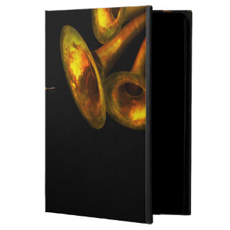 Steampunk - Bird - Apodiformes Centrifigalus Cover For iPad Air