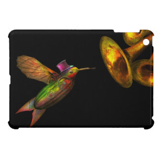 Steampunk - Bird - Apodiformes Centrifigalus Cover For The iPad Mini