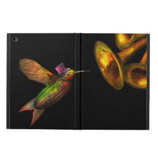 Steampunk - Bird - Apodiformes Centrifigalus Powis iPad Air 2 Case