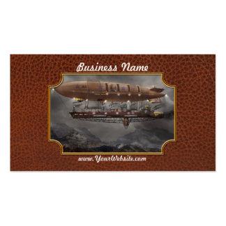 Steampunk - Blimp - Airship Maximus Business Card