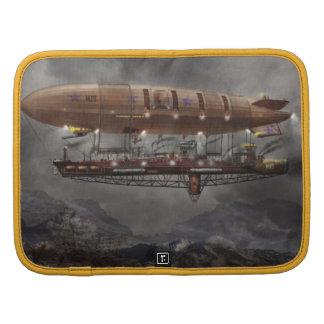 Steampunk - Blimp - Airship Maximus Organizer
