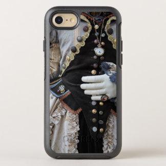 Steampunk bodice, Carnival, Venice OtterBox Symmetry iPhone 7 Case