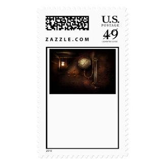 Steampunk - Boiler Gauge Stamp