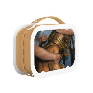 Steampunk - buceador - una carga de mis hombros