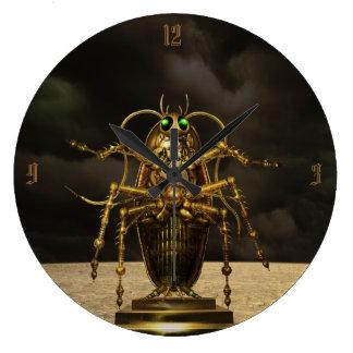 Steampunk Bug Clock