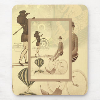 SteamPunk Buggy Mousepads